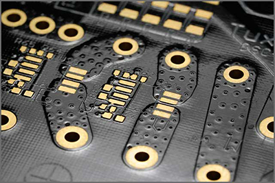 Hochspannungstechnologie Leiterplatten